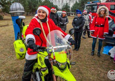 2018 r – Szósta edycja akcji – MotoMikołaje Białystok